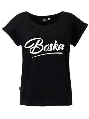 czarna koszulka boska
