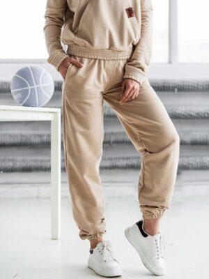 spodnie dresowe nude
